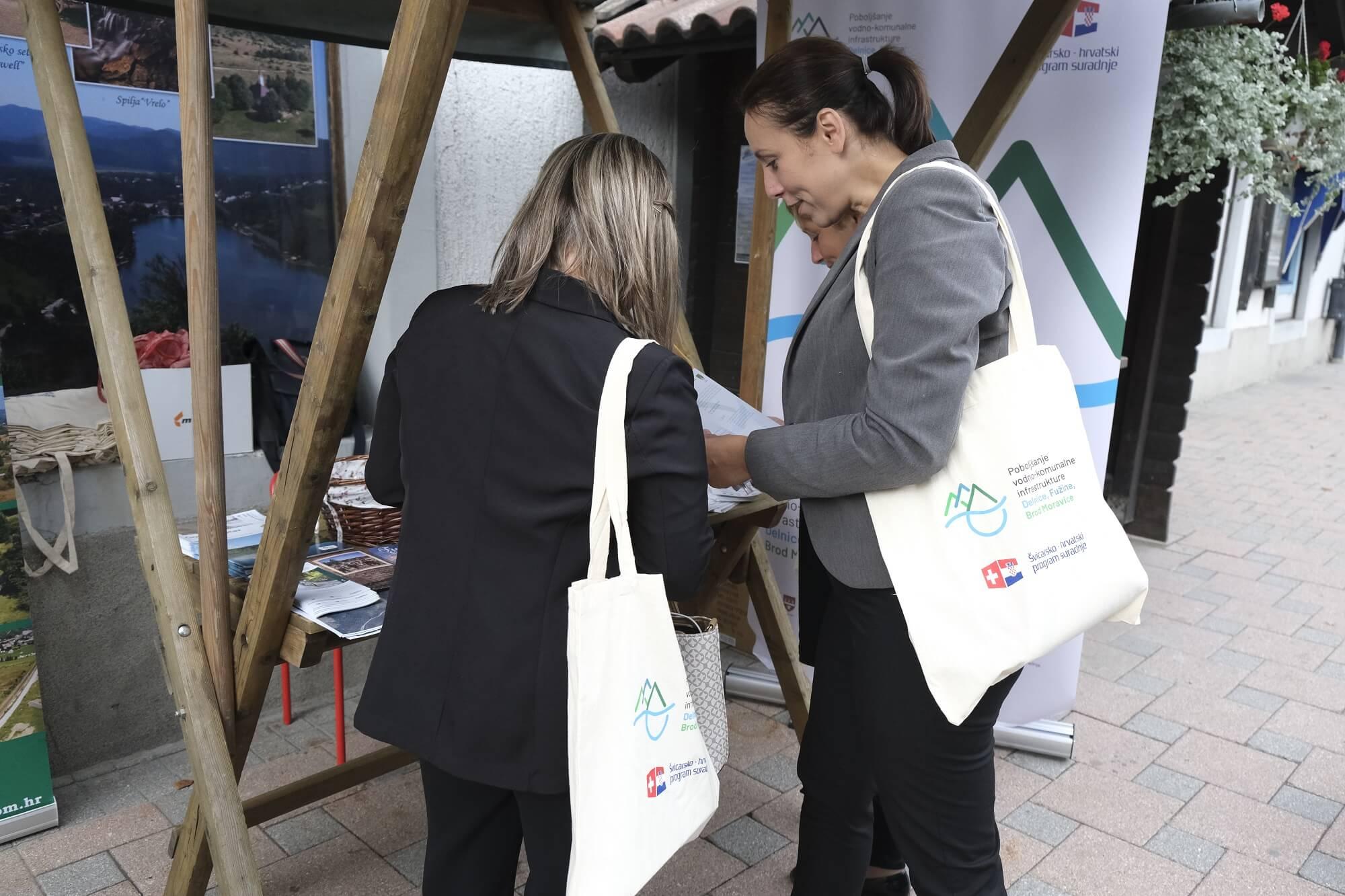 Read more about the article U Općini Fužine građani pobliže upoznati s projektom poboljšanja vodno-komunalne infrastrukture